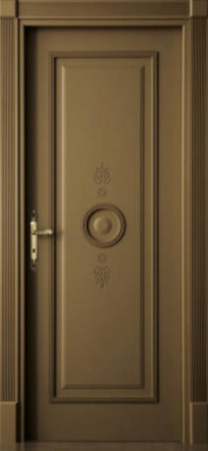 Qapi modelleri №04 - Türkiyə MDF, SNS boyalı qapılar